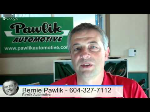 ECU Repair 2006 Cadillac SRX - Pawlik Automotive, Vancouver BC