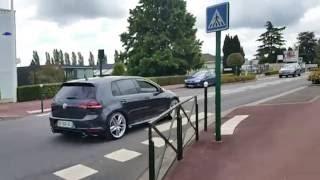 Ligne Supersprint Full Volkswagen Golf VII GTD JS PERFORMANCE