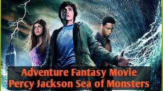 Percy Jackson Sea of Monsters 2013 | தமிழ் விளக்கம் | Explained in Tamil