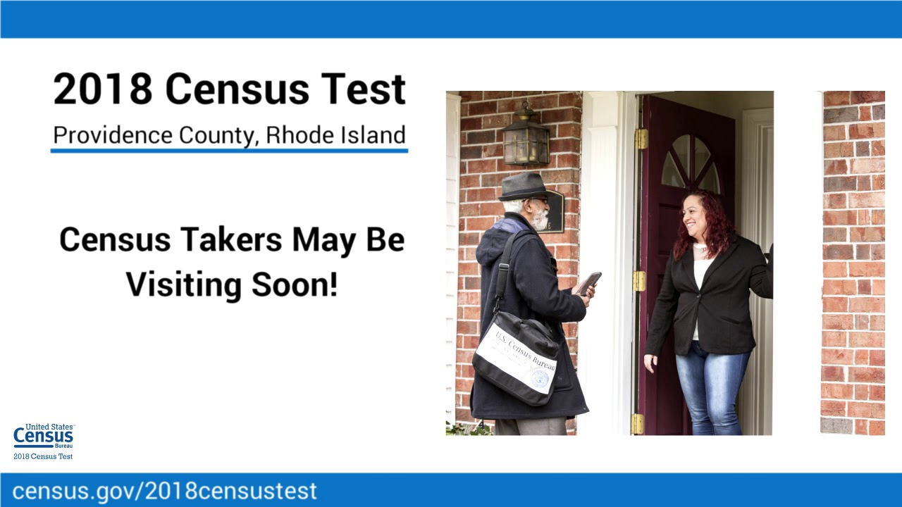 2018 Census Test Nonresponse Followup Operation Begins