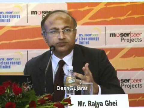 Nation's biggest Moser Baer solar plant ready in Gujarat
