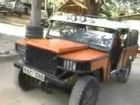 African Bull Dog Truck Released In Kenya Youtube