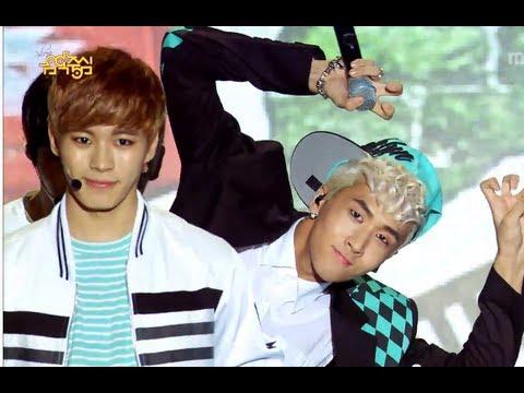 VIXX - G.R.8.U, 빅스 - 대.다.나.다.너, Music Core 20130817