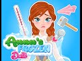 Disney Frozen Video Game - Anna's Frozen Date - Cutezee.com