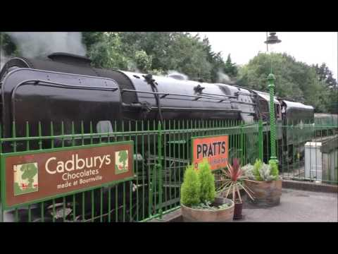 MID HANTS RAILWAY 18 SEPTEMBER 2016 Part 2