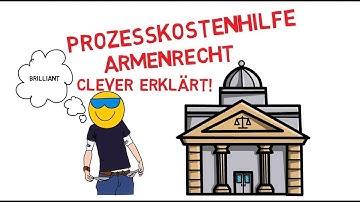 Mit Prozesskostenhilfe PKH  & Verfahrenskostenhilfe VKH zu Anwalt und Gericht – Armenrecht!