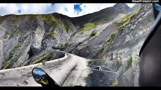 Incredible Motorcycle Rides - Gorge De Daluis, French Alps
