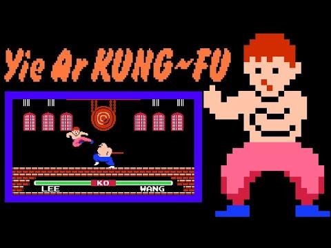 Yie Ar Kung-Fu (FC)