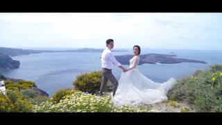 Our Pre wedding video in Greece