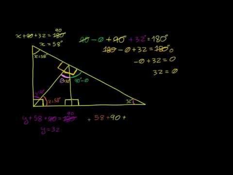 Exemplo de ângulo de triângulo 3