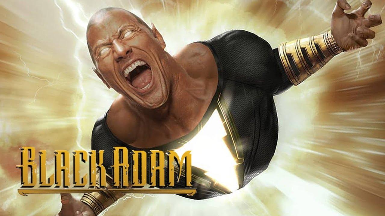 Download Shazam Black Adam Comic Con Teaser Breakdown - Justice League Easter Eggs