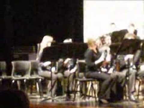 Ensemble a vents DLS concert de Noel 07: Celtic Ritual