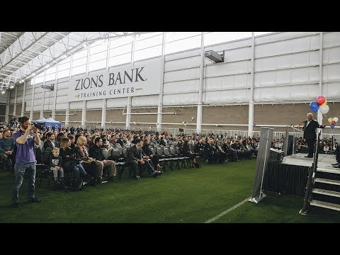 The Zions Bank Real Academy Grand Opening