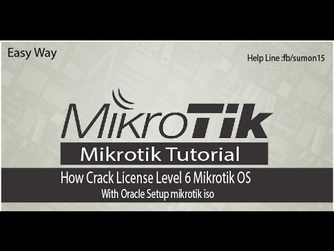 mikrotik 6 license key generator
