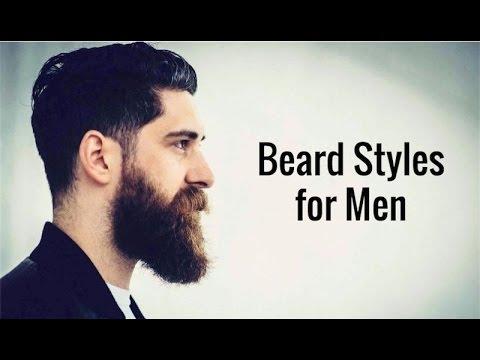 Top 15 Best Hottest Beard Styles for Men 2017-2018-Sexiest Beard Styles 2019- 15 Latest Beard Styles
