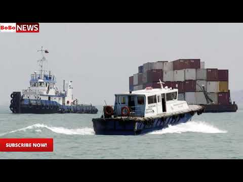 UN bans 4 ships from all ports for North Korea ties..