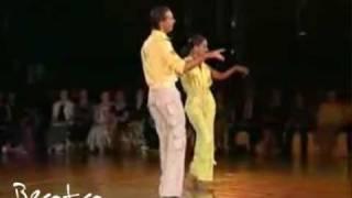 Beata & Max Kozhevnikov - WSS 2008 - Doobee Doobee Doooo (West Coast Swing)
