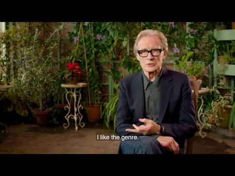 Bill Nighy on playing Leo Argyll in Ordeal by Innocence