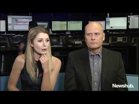 Full interview: Lauren Southern and Stefan Molyneux | Newshub