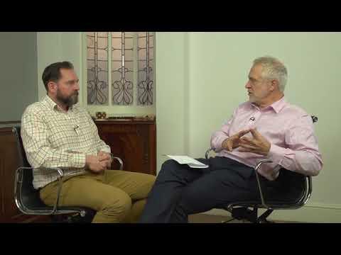 Social Media for Senior Execs - Interview 1