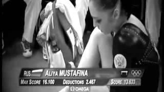 ALIYA MUSTAFINA THE FINAL CHALLENGE