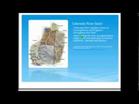 The Gila-Salt-Verde River System