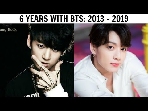 6 YEARS WITH BTS | Evolution 2013-2019