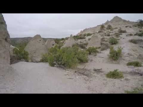 Kasha-Katuwe Tent Rock National Monument 2015 ¦ GoPro Hero4
