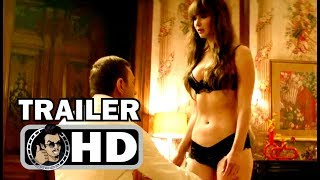 RED SPARROW Official TV Spot Trailer - Seduction (2018) Jennifer Lawrence Spy Thriller Movie HD
