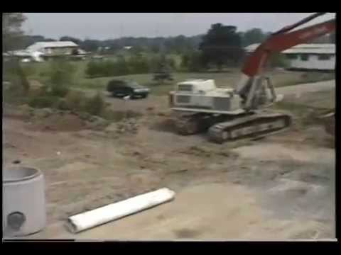 Charter Club Estates putting sewer in Recorded Aug 27, 1996