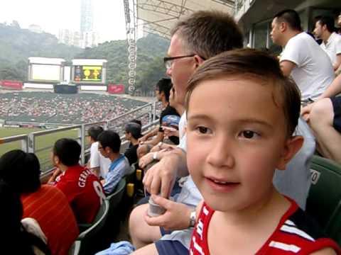 Spurs v South China; Hong Kong Stadium; 2-8-09
