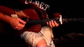 Iggy Azalea - Black Widow - Fingerstyle Guitar