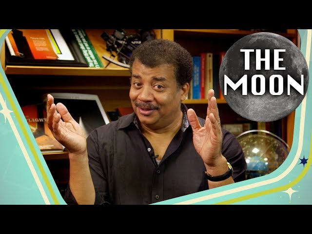 The Marvelous Moon | Wheel of Science with Neil deGrasse Tyson