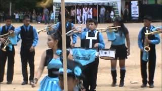 PRESENTACION DE BANDAS, JACALTENANGO