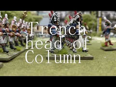 French Head of Column from Warlord Games