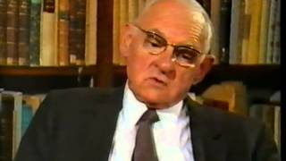 Hans Urs von Balthasar - 1984 big last interview
