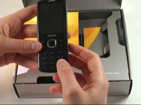 Nokia 6700 classic Test Erster Eindruck