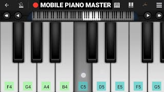 Tumse Milna Baatein Karna Piano|Piano Keyboard|Piano Lessons|Piano Music|learn piano Online|Piano