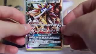 Pokemon Karten Mail # 25 Viele Sonne und Mond GX Fullarts Traded / Bought / Free Cards Deutsch