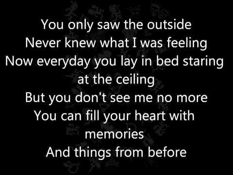 Twiztid-I'm alright lyrics