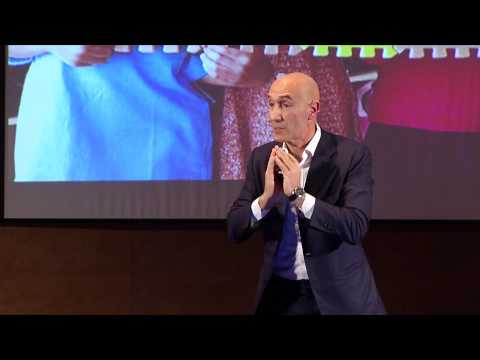 Babbada Boo Bee and the Future of Body Language | Alberto Castelvecchi | TEDxLUISS