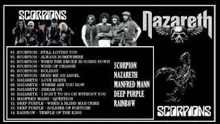 Gambar cover scorpions nazareth 70 80