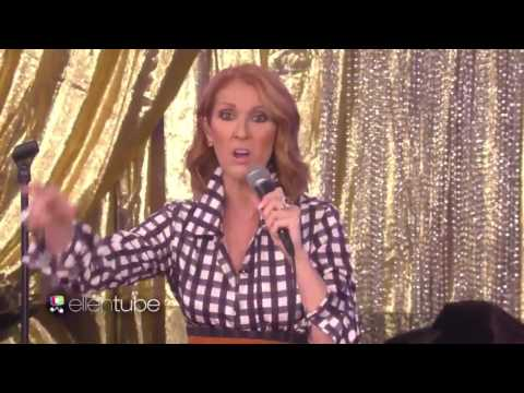 Celine Dion Sings Work....Better!