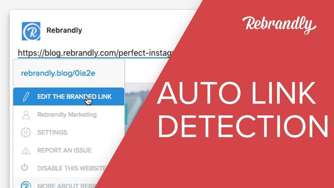 YouTube URL Shortener – Rebrandly