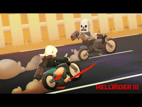 Hellrider 3 홍보영상 :: 게볼루션