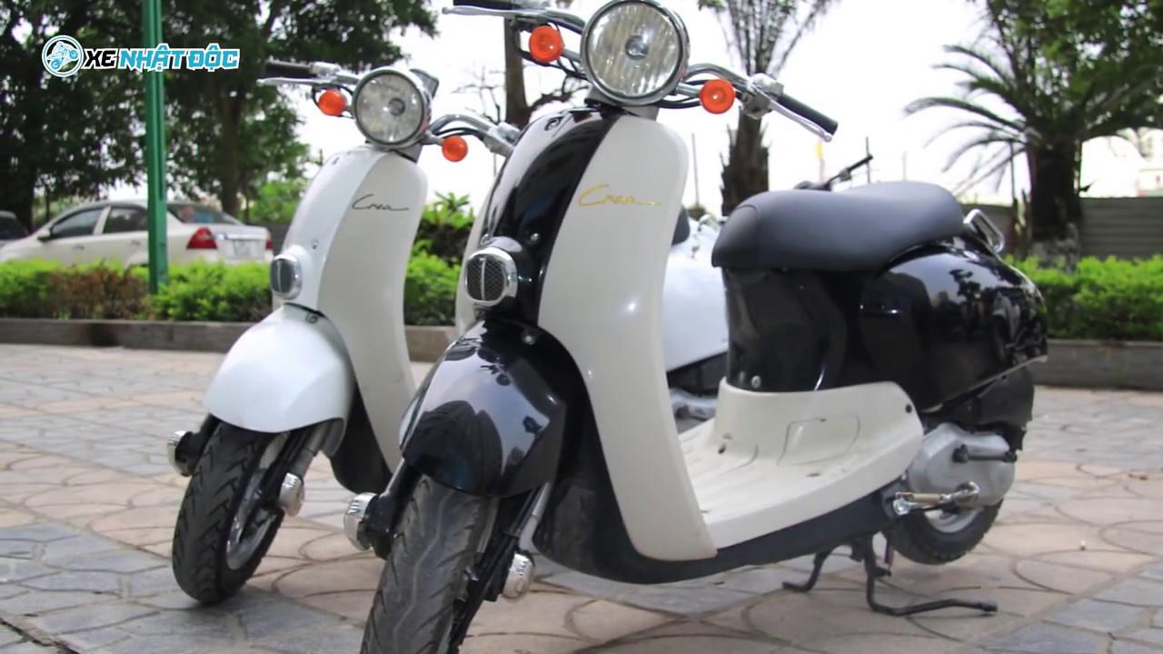 Xe máy Honda Crea 50cc nội địa Nhật giá rẻ tại Hà Nội ...