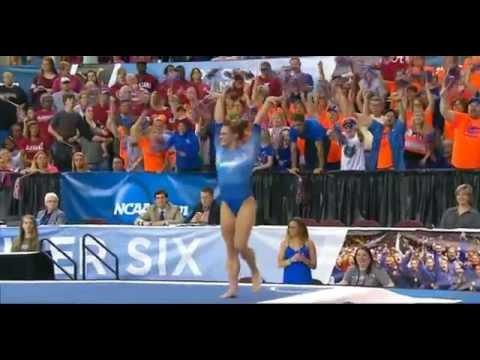Bridget Sloan (Florida) 2015 Floor - Super Six 9.95