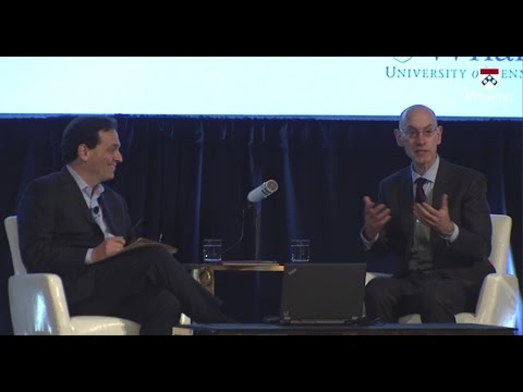 Keynote Conversation with Adam Silver and Dan Pink