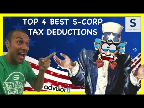 S Corporation Form 2553: The Top 4 Best Tax Deductions for Small Business Start Up Biz S Corporation