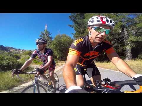Ciclismo estrada Caramulo (via Campo de Besteiros)